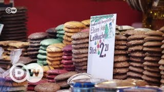 Christmas tradition: Nuremberg gingerbread | DW English - DEUTSCHEWELLEENGLISH