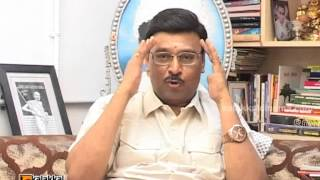 K. Bhagyaraj Interview – May Day Special Program