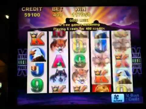 Buffalo slots jackpots