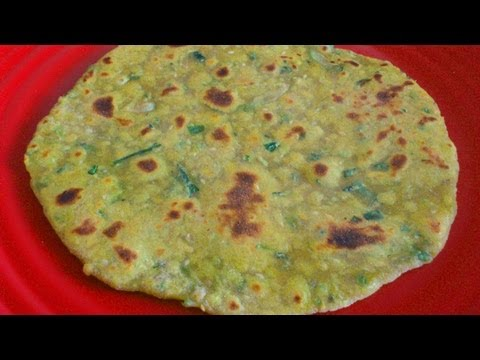 Dudhi Thepla Recipe - Easy