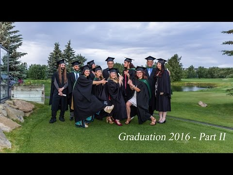 2016 Graduation Ceremony - Part II