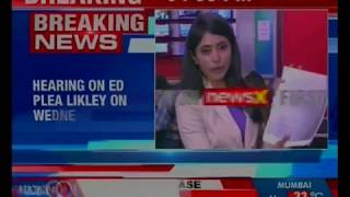 2G case: Hearing on ED plea likely on wednesday; NewsX accesses exclusive copy of ED's plea - NEWSXLIVE