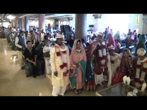 Sialkot joint marriage ceremony: part 2