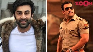 Ranbir Kapoor's 'Brahmastra' To Clash With Salman Khan's 'Dabangg 3' | Bollywood News - ZOOMDEKHO