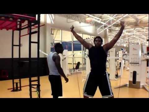 Pasha Fitness Athletic Training