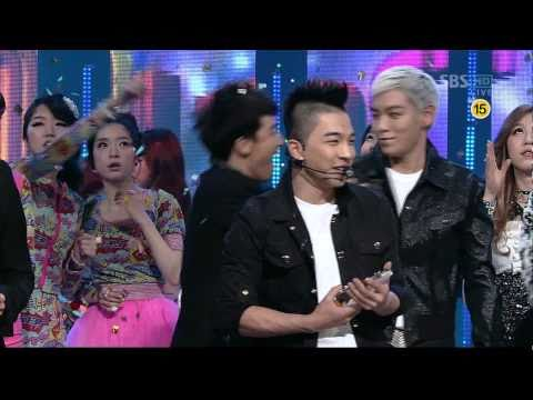 BIGBANG_0306 _SBS Popular Music _TONIGHT_1st Award