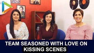 "Flora Saini: ""The BEST Part of Having a FEMALE Director Is..."" 