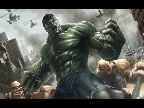 The Incredible Hulk Walkthrough Gameplay