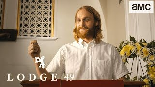 'A Radical Eulogy' Inside Ep. 103 BTS | Lodge 49 - AMC