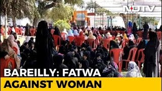 Cleric In UP Issues Fatwa Against Woman Activist Opposing Triple 'Talaq' - NDTV