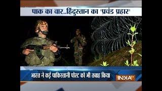 8-10 Pakistani Rangers killed, several injured in BSF's retaliatory fire - INDIATV