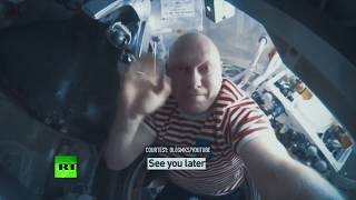 Hello from International Space Station! - RUSSIATODAY