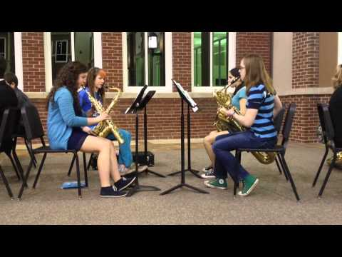 York Saxophone Quartet