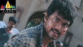Dopidi Movie Vijay Killed to Ashish Vidyarthi || Vijay, Trisha, Saranya - SRIBALAJIMOVIES