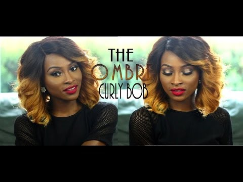 Show & Tell | The Virgin Hair Fantasy- The Ombre Bob
