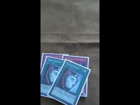 Yugioh Trade/Sale Binder May 10 2013( effect veiler,spellground mats, and more)