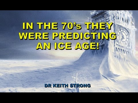 THE GLOBAL COOLING CONSENSUS IN THE 1970s