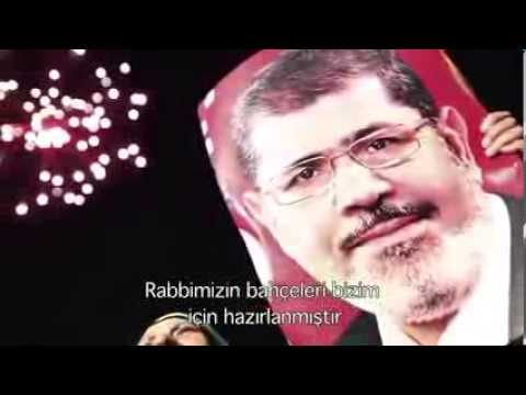 إبداع رائع من المخرج التركى جلال طوبجو هدية إلى الرئيس الشرعى الدكتور محمد مرسى