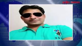 video : बहादुरगढ़ : पुलिस व बदमाशों के बीच मुठभेड़ में पुलिस जवान को लगी गोलीे