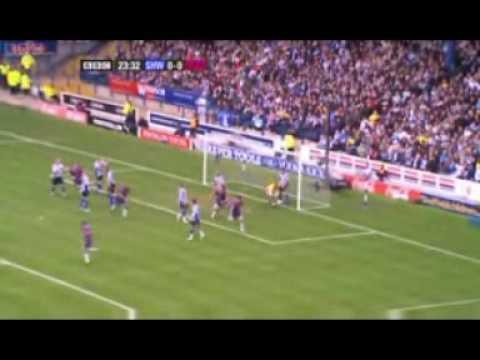 Crystal Palace utrzymuje się w lidze dzięki remisowie z Sheffield Wednesday
