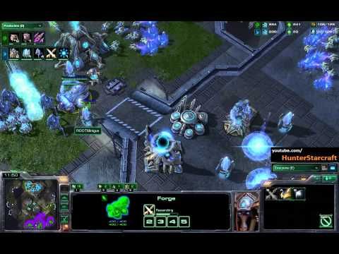 Starcraft 2 - EG.IdrA vs ROOT.Minigun - ZvP