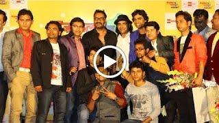 Singham Devgan Declares The winner Of Comic Talent Hunt Show - THECINECURRY