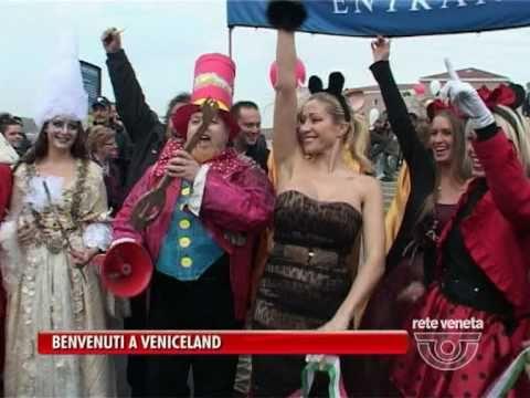INAUGURAZIONE DI VENICELAND - 14/11/2010