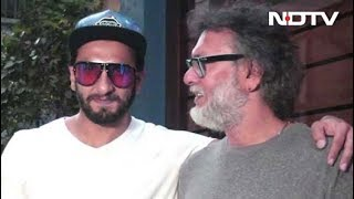 Ranveer Singh Spotted Outside Rakeysh Omprakash Mehra's Office - NDTV