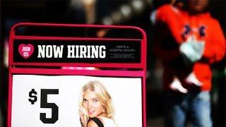 Keep U.S. Jobs Numbers Volatility in Perspective: Krueger - BLOOMBERG