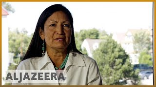 🇺🇸 Running to be first female Native American in Congress | Al Jazeera English - ALJAZEERAENGLISH