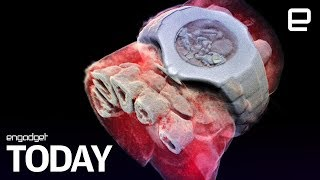 Scientists develop 3D, full-color x-rays | Engadget Today - ENGADGET