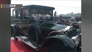 Sneak peek of 21 Gun Salute Vintage Car Rally   राजधानी में दुनिया भर की खूबसूरत विटेंज कार - ZEENEWS