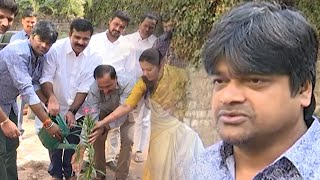 Harish Shankar Birthday Wishes To KCR | Harish Shankar Participates In Haritha Haram - TFPC