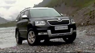 Skoda Yeti facelift review - NDTV