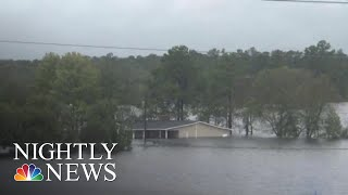 North Carolina Communities Face Flooding After Florence Rains | NBC Nightly News - NBCNEWS