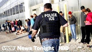 Ohio Immigrant Arrests & Net Neutrality Dies: VICE News Tonight Full Episode (HBO) - VICENEWS