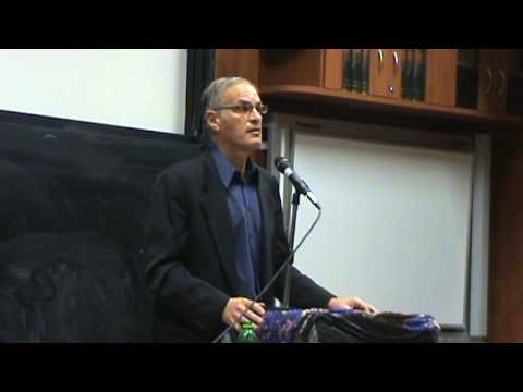 Norman Finkelstein in Prague Day 2 (3/11)