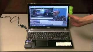 Видео обзор ноутбука Acer Aspire V3-571G