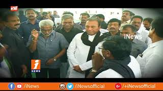 Will Anam Ramanarayana Reddy Become Threat To Makpati Family in YSRCP? | Loguttu | iNews - INEWS