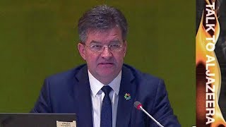 Talk to Al Jazeera: UN General Assembly President Miroslav Lajcak - ALJAZEERAENGLISH