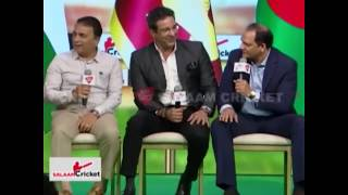 Azharuddin Was The First Person To Call Me Sunny Bhai, Says Sunil Gavaskar | Salaam Cricket 2018 - AAJTAKTV