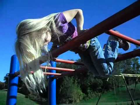 Lilly's Lessons - Monkey Bars Part 2!