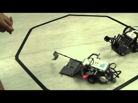 KSI vs Mr.Castor (Finals) - ISKL Advanced Robotics