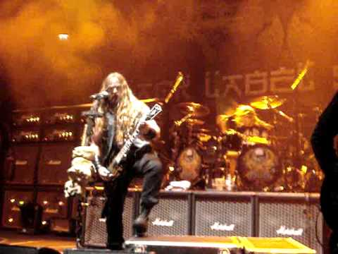 Black Label Society live