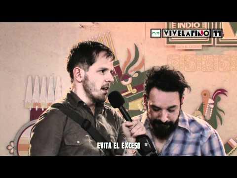 IndioTV: Vive Latino - Los Dorados