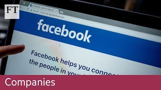 Facebook on Cambridge Analytica data row - FINANCIALTIMESVIDEOS
