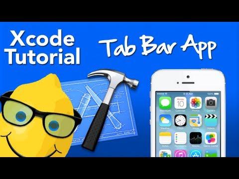 XCode 4 Tutorial Tab Bar App - Geeky Lemon Development