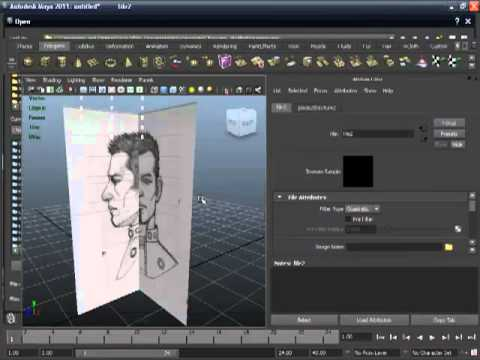 Learning 3d Modeling and Character Setup in Urdu/Hindi Language Part 1