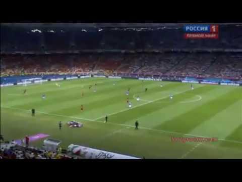 FINAL EURO 2012 - SPAIN VS. ITALY (4 - 0)