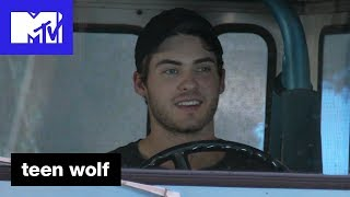 Cody Christian 'The Roscoe Confessionals' | Teen Wolf (Season 6B) | MTV - MTV